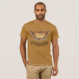 Empanadas Latin South American Fried Cheese Pastry T-Shirt