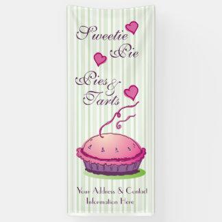 Empanadas y tartas de la empanada del Sweetie 6' Lona