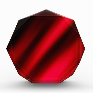 EMPASSIONED! (a red hues design) ~ Acrylic Award