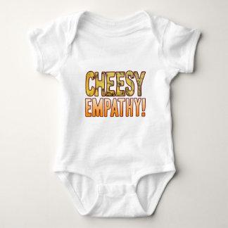 Empathy Blue Cheesy Baby Bodysuit