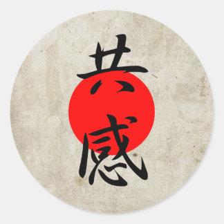 Empathy - Kyoukan Sticker
