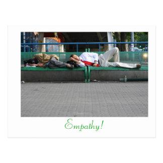 Empathy! Postcard