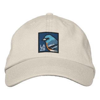 Empavesado del lapislázuli (no-apenado) gorra de béisbol bordada
