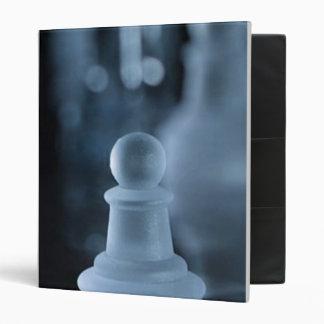"""Empeño cristalino de lujo del ajedrez (colores var carpeta 1"""""""
