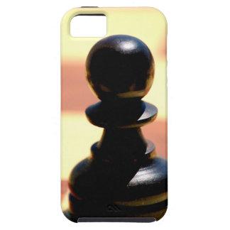 Empeño del ajedrez iPhone 5 cárcasa