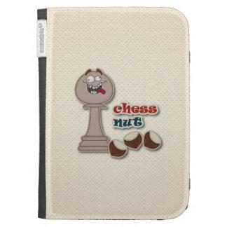 Empeño del ajedrez, nueces del ajedrez y castañas