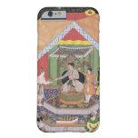 Emperador Akbar (r.1556-1605) entretenido por su Funda De iPhone 6 Slim