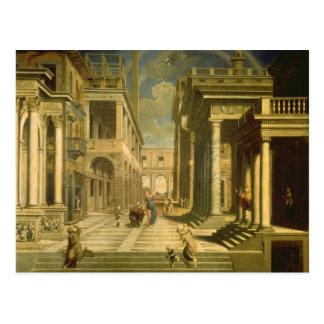Emperador Augustus y la sibila, 1535 Postales