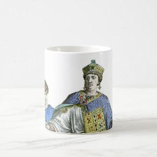 Emperador bizantino taza