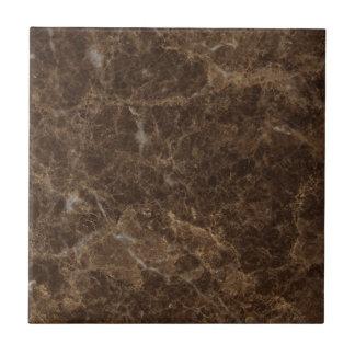 Emperador Claro Stone Pattern Background Ceramic Tile