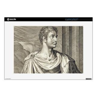 Emperador de D. Octavius Augustus (ANUNCIO 63 A.C. Portátil 38,1cm Skins