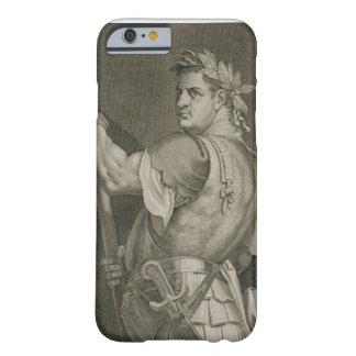 Emperador de D. Titus Vespasian del engrav del Funda Barely There iPhone 6