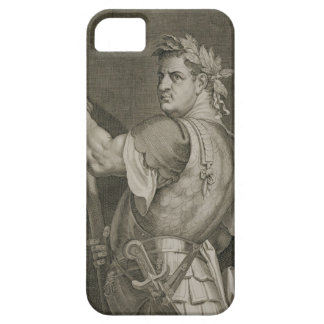 Emperador de D. Titus Vespasian del engrav del Funda Para iPhone SE/5/5s