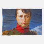 emperador de Napoleon Bonaparte Toallas De Mano
