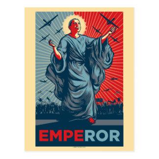 Emperador de Obama Postal