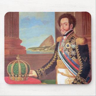 Emperador de Pedro I del Brasil, 1825 Alfombrillas De Ratones