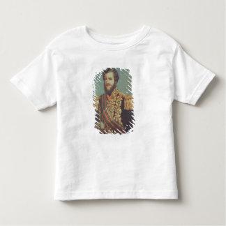 Emperador de Pedro II del Brasil Playeras