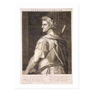 Emperador de Tiberius César (ANUNCIO 10 A.C. - 54) Postales