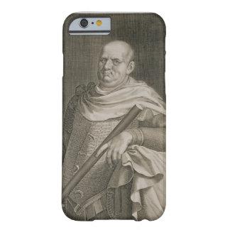 Emperador de Vespasian (ANUNCIO 9-79) del engra Funda Barely There iPhone 6