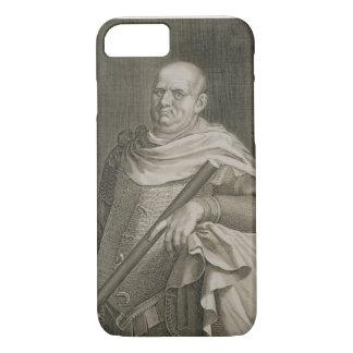 Emperador de Vespasian (ANUNCIO 9-79) del engra Funda iPhone 7
