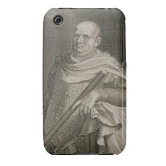 Emperador de Vespasian (ANUNCIO 9-79) del engra Funda Para iPhone 3
