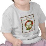 Emperador del guerrero de Jah Rastafari Haile Sela Camiseta