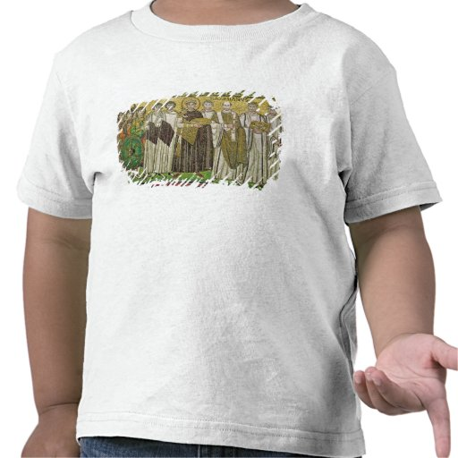 Emperador I justiniano Camiseta