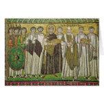 Emperador I justiniano Felicitación