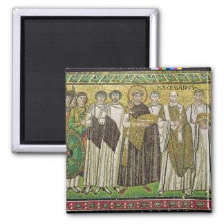 Emperador I justiniano Imán Cuadrado