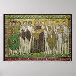 Emperador I justiniano Posters