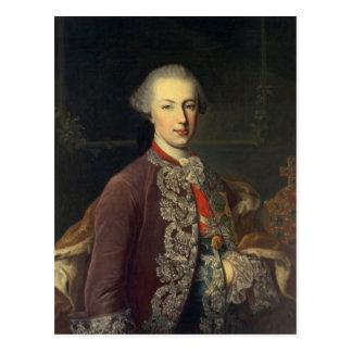 Emperador José II de Alemania Tarjeta Postal
