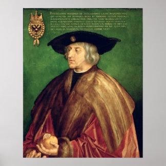 Emperador Maximiliano I Póster