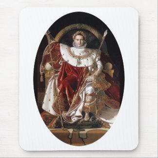 Emperador Napoleon Bonaparte Alfombrilla De Ratón
