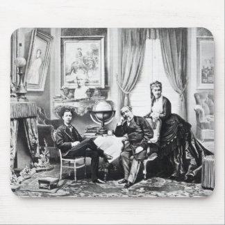 Emperador Napoleon III Alfombrilla De Raton