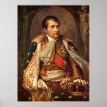 Emperador Napoleon Poster