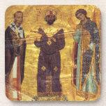 Emperador Nicephorus III Botaniat de Grec Coisl 79 Posavasos