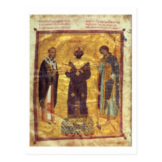 Emperador Nicephorus III Botaniat de Grec Coisl 79 Postales