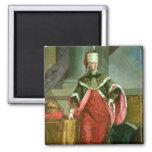 Emperador romano santo de Francisco I del emperado Imán Cuadrado