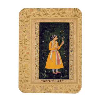 Emperador Shah Jahan (1592-1666) (r.1627-1658) com Iman