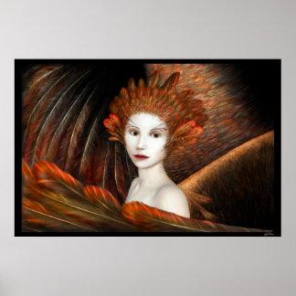 Emperatriz de los cielos póster