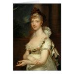 Emperatriz Elizabeth Alexejevna Felicitación
