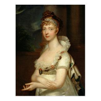 Emperatriz Elizabeth Alexejevna Tarjetas Postales