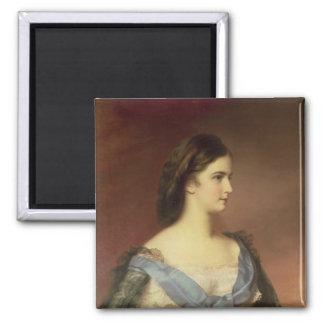 Emperatriz Elizabeth de Baviera como mujer joven Iman De Frigorífico