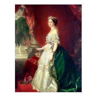 Emperatriz Eugenie de Francia Postales