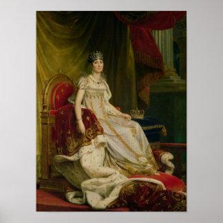 Emperatriz Josephine 1808 Impresiones