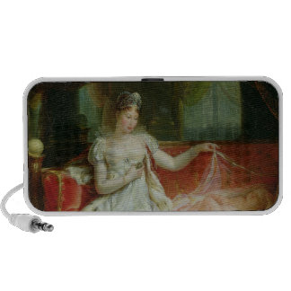 Emperatriz Marie-Louise y el rey de Roma, 1812 Mini Altavoces