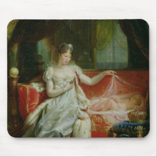Emperatriz Marie-Louise y el rey de Roma, 1812 Tapetes De Ratón