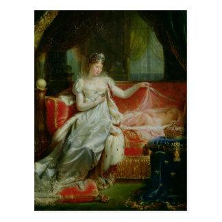 Emperatriz Marie-Louise y el rey de Roma, 1812 Postales