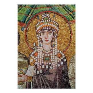Emperatriz Teodora Impresiones