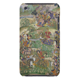 Emperor Akbar (r.1556-1605) at the battle of Samal iPod Touch Case